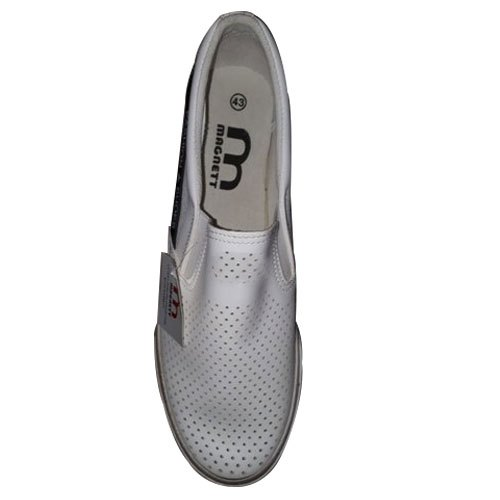 Magnett Casual White Shoes