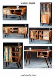 Curve Range Wooden Furniture