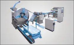 Strip Decoiler Machine