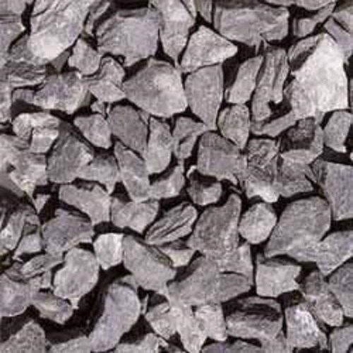 Black Stone Ballast, Size: 40-65 Mm, Packaging Type: Loose