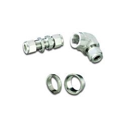 Double Ferrule Swagelok Type Fittings