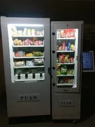 Automated Grocery Shop Vending Machine