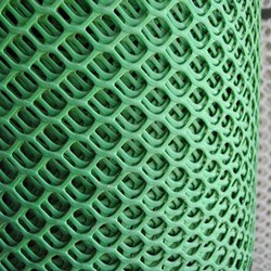 Green Plastic Coated Wire Mesh, for Agricultural,Fencing