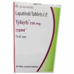 Tykerb 250 mg Tablets