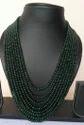 Natural Emerald Necklace-636.49 Carat