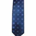 Mens Blue Tie
