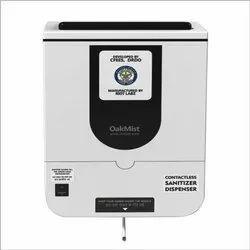 Contactless Automatic Sanitizer Dispenser