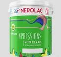 Nerolac Impressions Eco Clean Paints, Packaging Type: Bucket