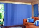 Multi Window Vertical Blinds