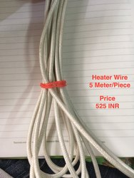 Heater Wire 5 Meter Per Piece, Paper Cup Machine Spare Parts