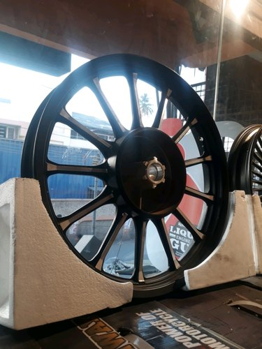 Bullet Alloy Wheels