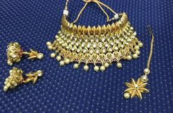 Designer Kundan Choker Sets