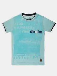 Cotton Casual Wear Kids T-Shirt