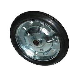 Cushion Tyre Rubber Wheels