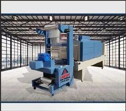 Umesh Semi-Automatic Shrink Wrapping Machine