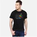 Black Men Absolute Goa T Shirt