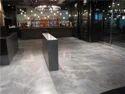 Commercial Building Epoxy Flooring Service