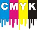 CMYK Digital Print 12x18, 13x19, 13x45