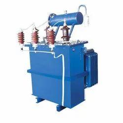PVN Mild Steel 63 KVA Distribution Transformer (11000/433) BIS CERTIFIED