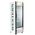 Western Vertical Deep Freezer
