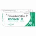 Rosuvastatin 20mg Tablet