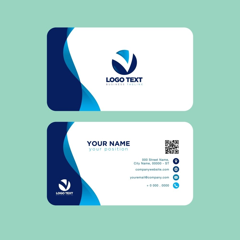 paper offset visiting card for business rs 250 unit