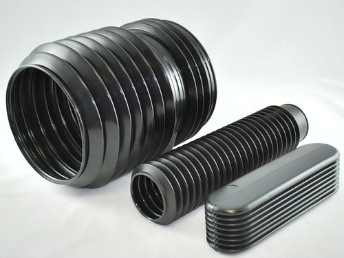 Silicone Coated Fiberglass Products Plastic Bellows