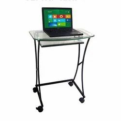 Laptop Adjustable Trolley Stand LC03
