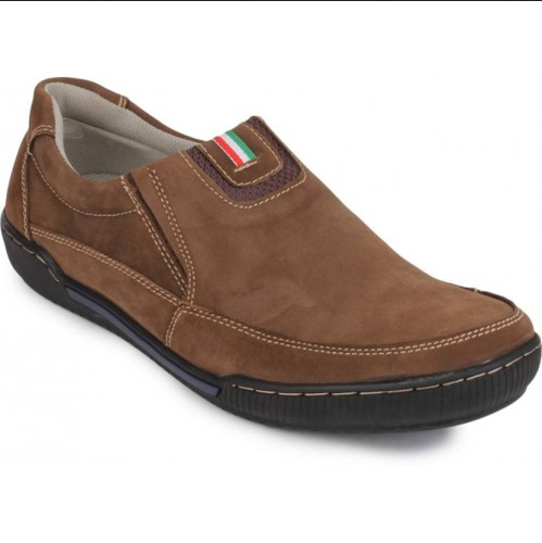 Men Action Casual Shoes Brown, Rs 1529