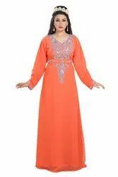 Traditional Maxi Dress Farasha Robe