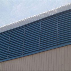 Customized Aluminium Louver