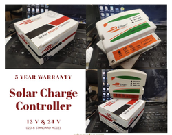 30A 24V Hi-Efficiency Solar Charger