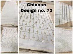 Chinnon Embroidery Dupatta