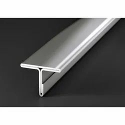Silver Stainless Steel Inlay T Profiles
