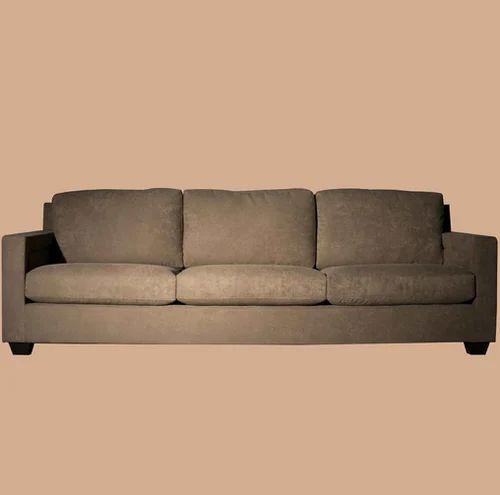 Bristol Sofa Set Brown 3 Seater
