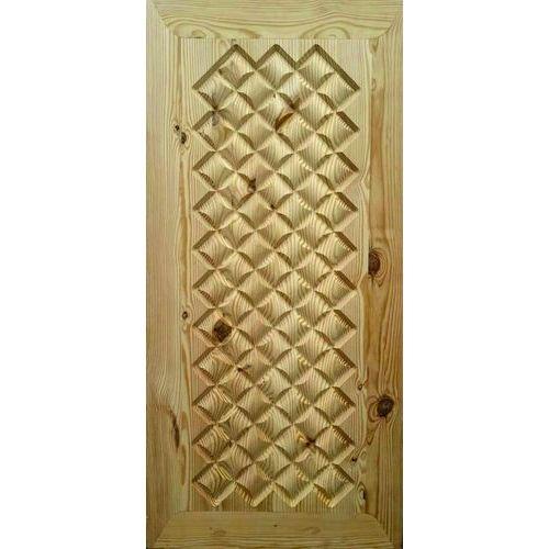 Pine Wood Doors, Size: 7x3 Feet