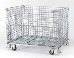 MS Cage Trolley 800 x 600 x 640