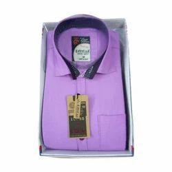 Long Sleeves Casual Shirt, Size: 42.0