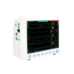 Contec 15-300 bpm Patient Monitor, LCD, CMS8000