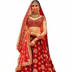 Indian Bridal Marriage Lehenga Choli