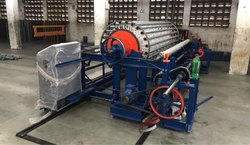 Sectional Warping Machine with Hydraulic Disc Brake Auto Stop Motion Sensor