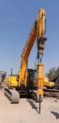 Hydraulic Large Rock Splitter S-1200
