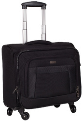Columbus 360 Degree Rolling Overnighter Laptop Strolley Bag