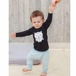 Round Neck Baby T Shirt