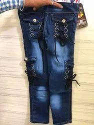 Blue Boys Kids Denim Jeans