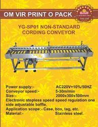 YG-SP01 NON-STANDARD CODING CONVEYOR