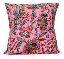 same as image Handmade Cotton Cushion, For Home