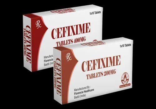 cefixime 400 for prostatitis
