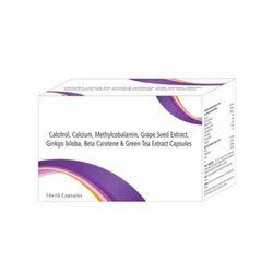 Calcitrol Calcium Capsules