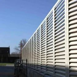 Louvers Fencing Fabrication Services